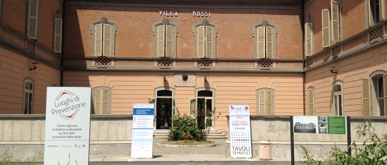 foto Villa Rossi - Luglio 2015