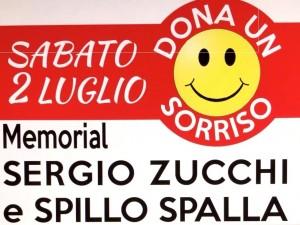 """Torna """"Dona un sorriso – Memorial Sergio Zucchi e Spillo Spalla"""" in collaborazione con L.I.L.T. Reggio Emilia"""