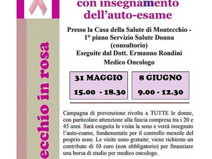"""31 maggio-21 giugno 2019 – """"Montecchio in Rosa"""" – Montecchio (RE)"""