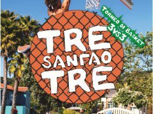 """31 agosto – 1′ settembre 2019 – """"TRE SAN FAO TRE"""" TORNEO DI BASKET – SAN FAUSTINO – RUBIERA (RE)"""