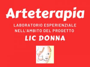 """Primo laboratorio esperienziale di LIC Donna 2020: """"Arteterapia"""""""