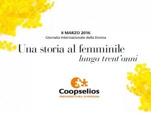 Per l'8 marzo una campagna di prevenzione contro il tumore al seno di Coopselios e LILT